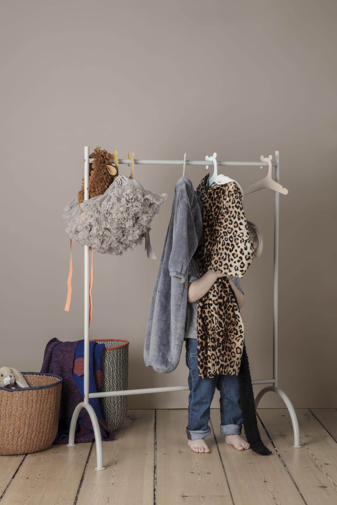 מתלה בגדים לילדים - אקססוריז לחדרי ילדים