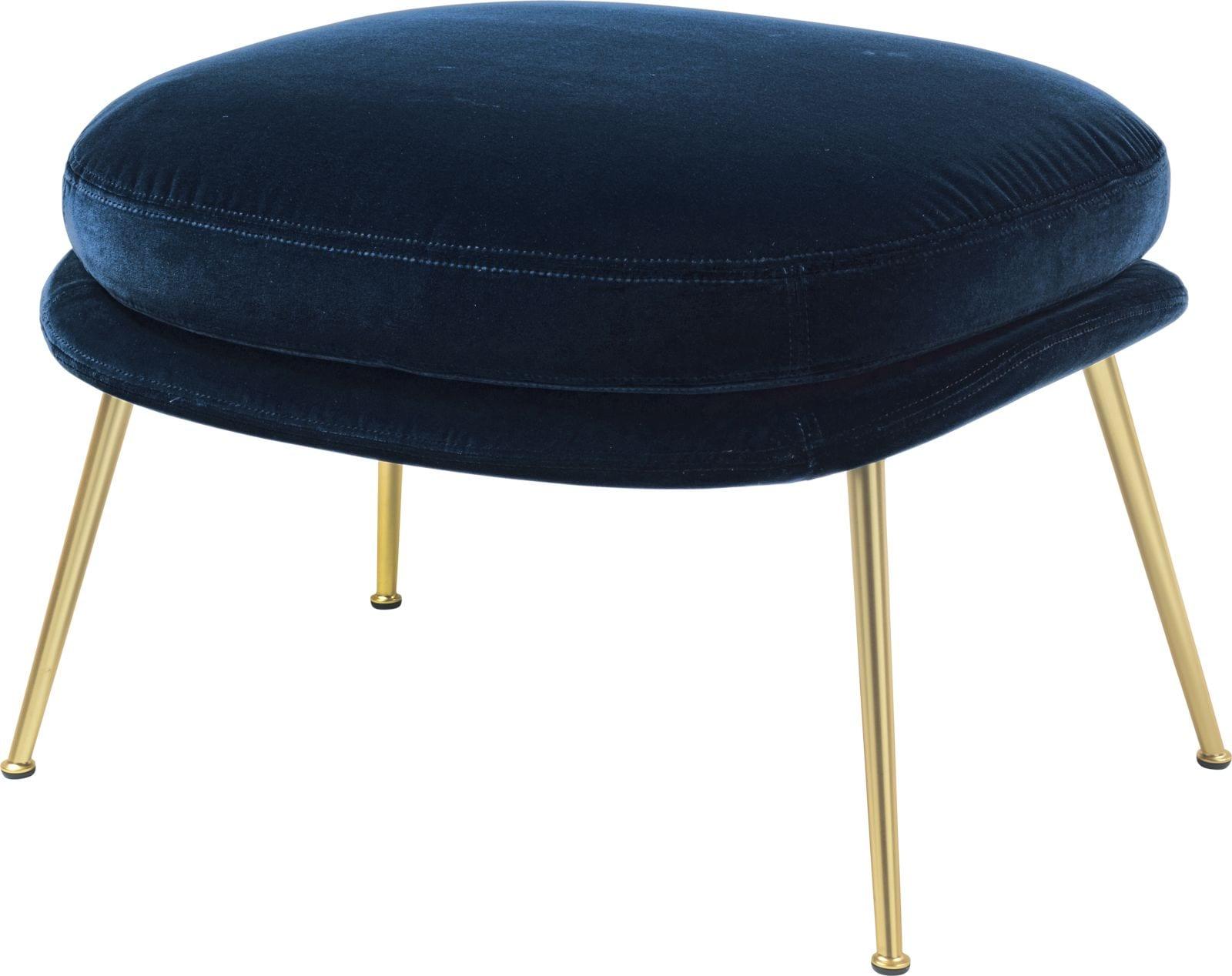 כסאות מעוצבים בצבע כחול - GUBI