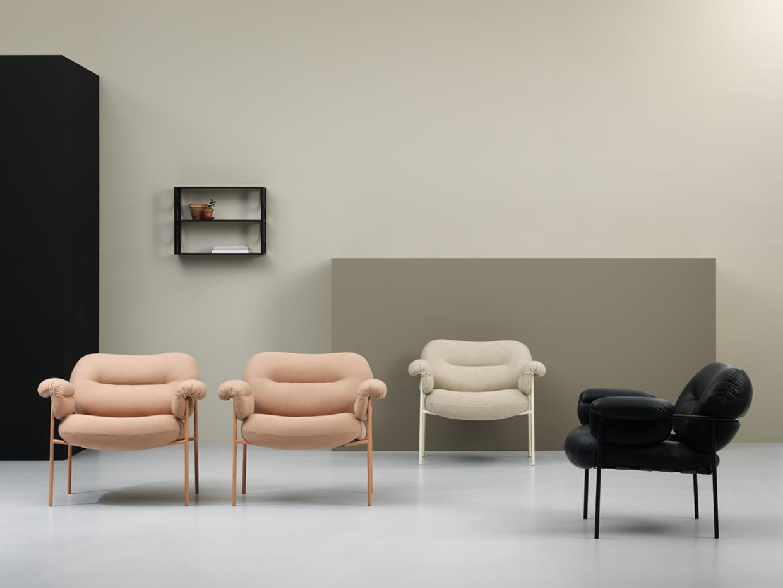 כסאות מעוצבים FOGIA