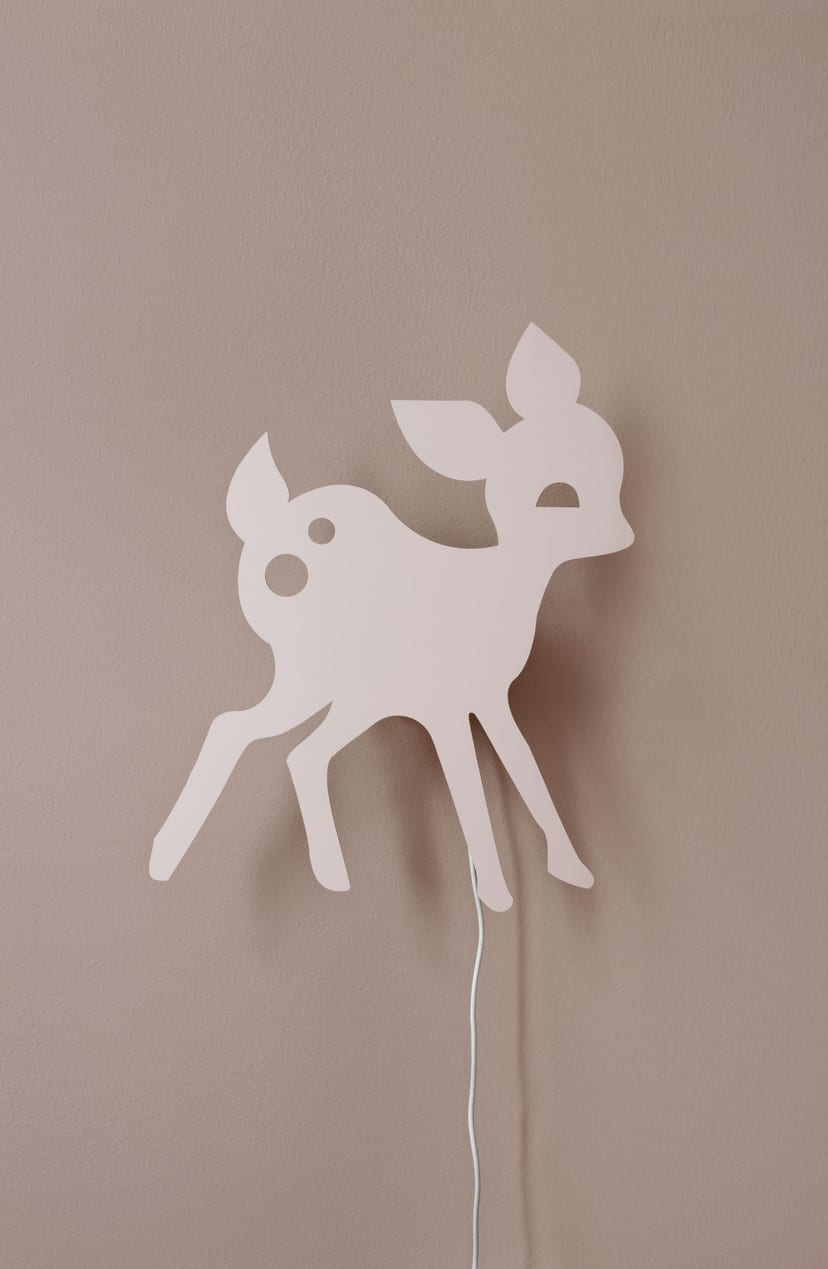 My Deer Lamp