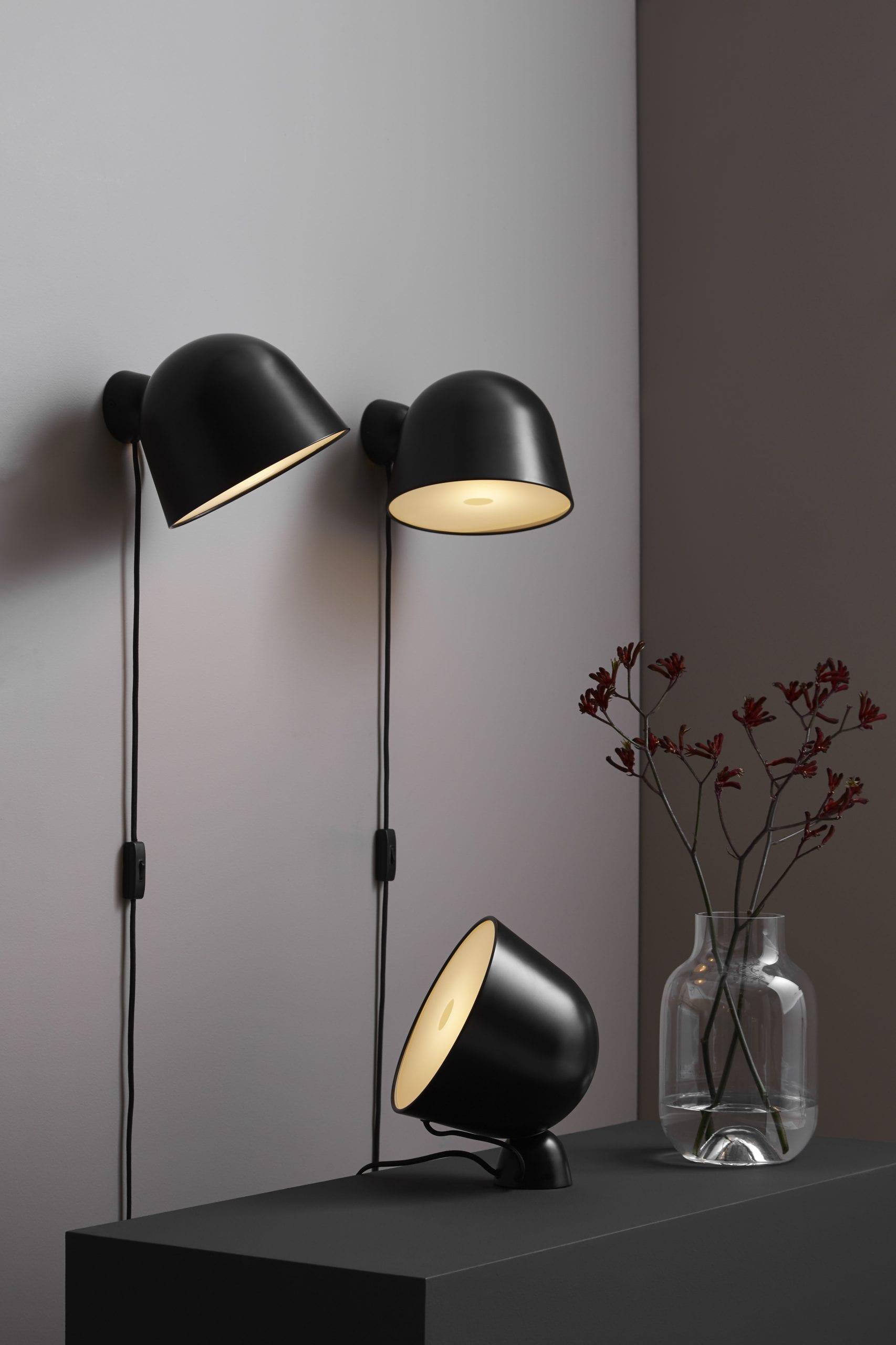 Kuppi wall lamp