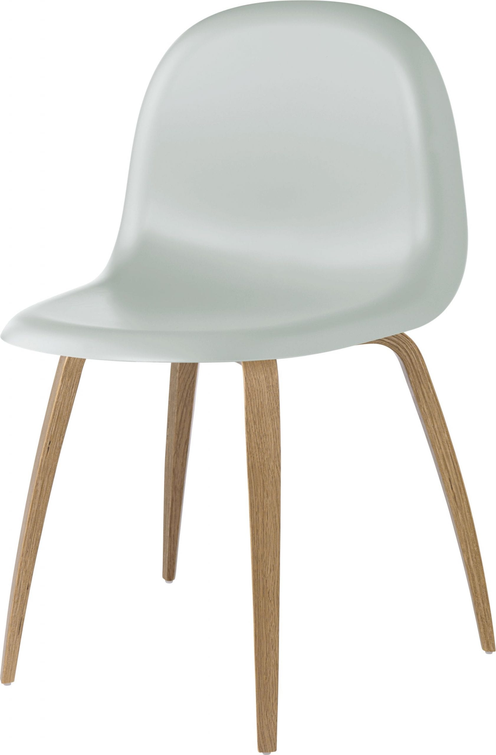 3D Dining Chair- Wood Base