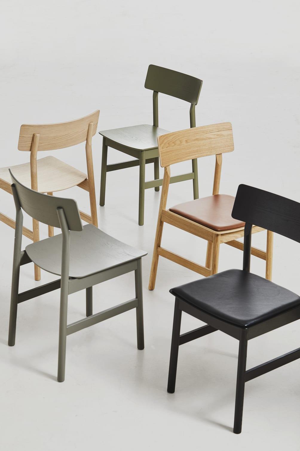 כסאות מעוצבים לפינת אוכל WOUD