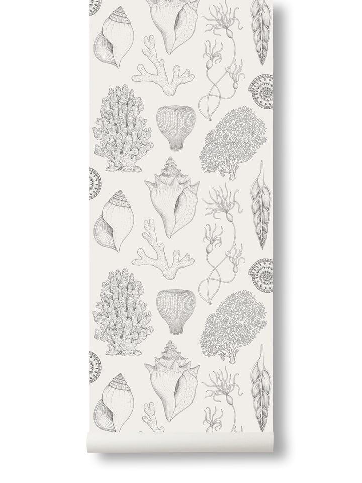 Shells Wallpaper – Off White