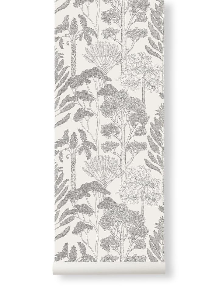 Trees Wallpaper – Off White