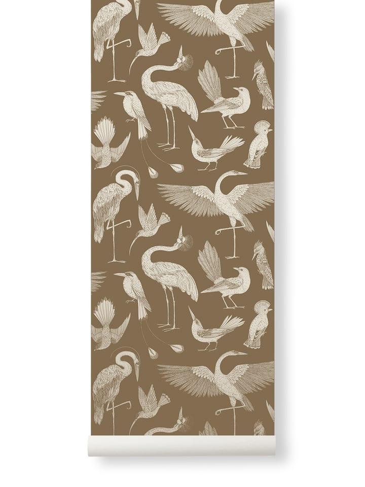 Birds Wallpaper- Sugar Kelp