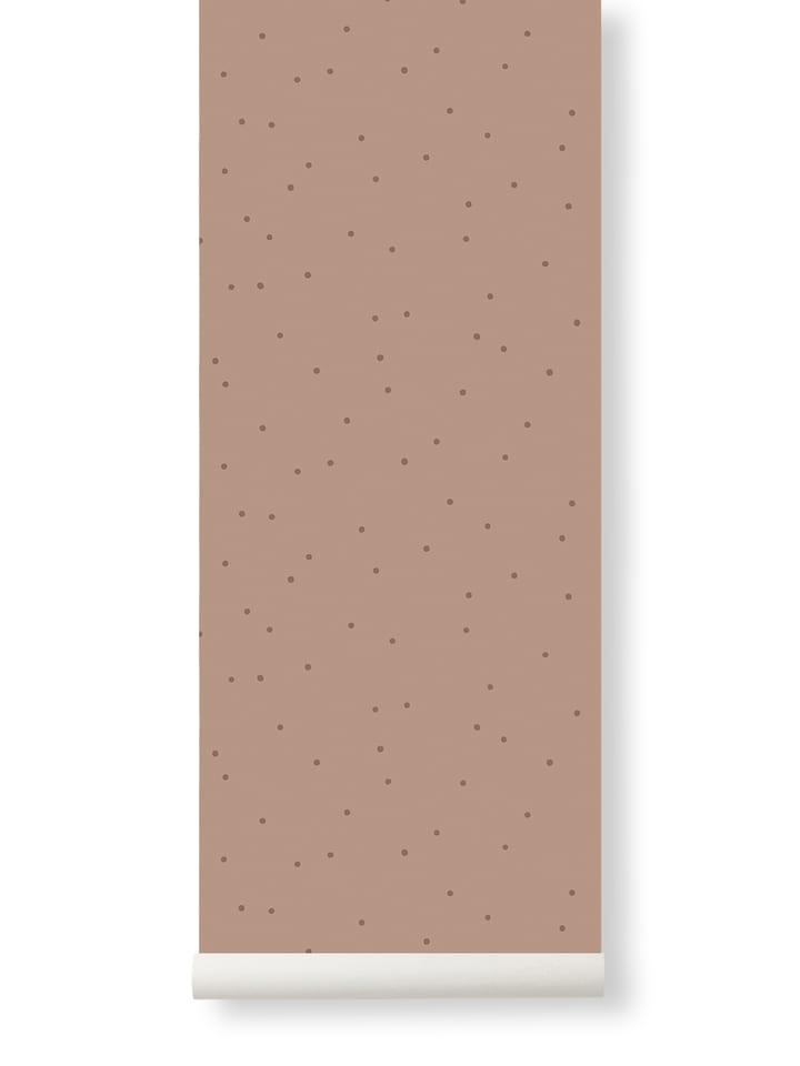 Dot Wallpaper – Dusty Rose