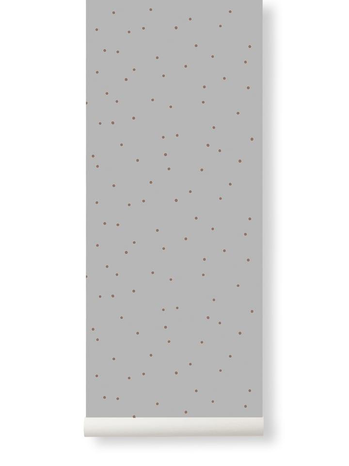 Dot Wallpaper – Grey
