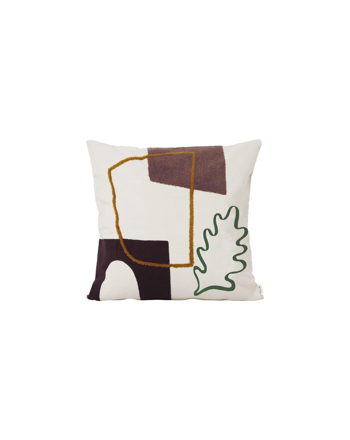 Mirage Cushion – Leaf
