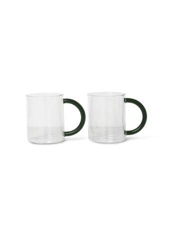 כוסות זכוכית בעבודת יד