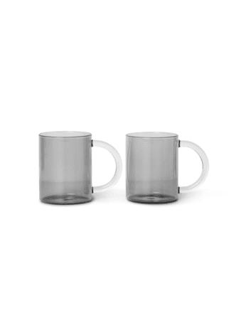 כוסות זכוכית מעוצבות