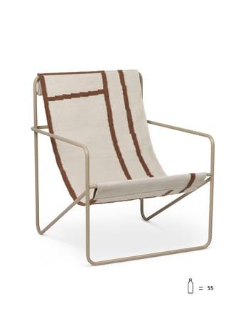 כסא נח מעוצב בסגנון מודרני