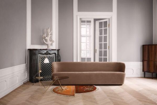 ספות יוקרה לסלון במגוון בדים וצבעים