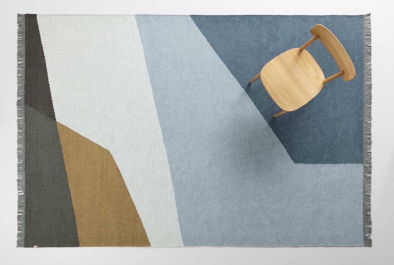 שטיחים מודרניים יוקרתיים מצמר