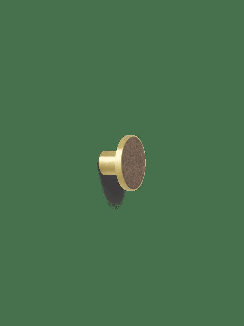 מתלים מעוצבים Brown Marble