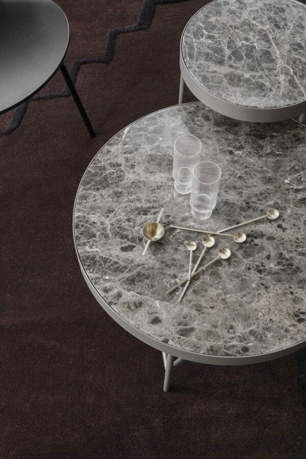 שולחן שיש - שולחנות סלון מעוצבים