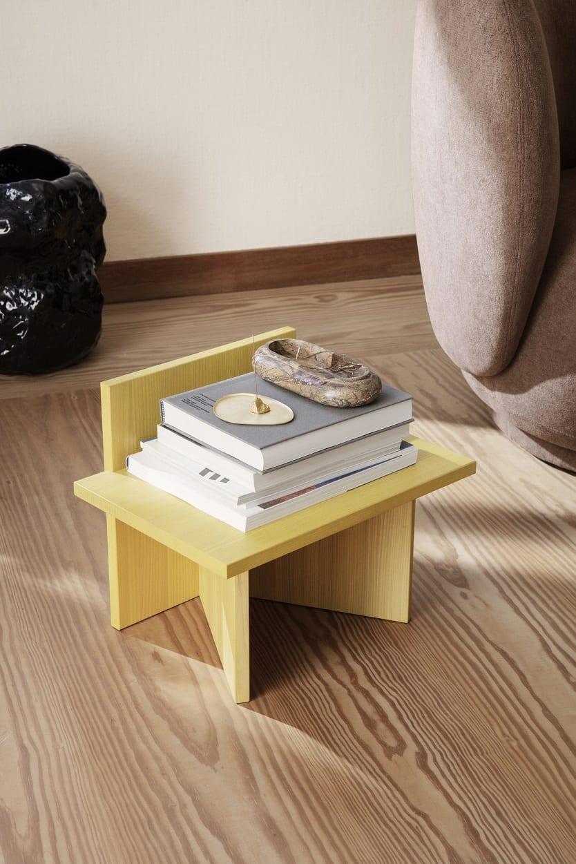 שולחן צדי מעוצב - רהיטי יוקרה
