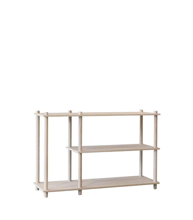 Elevate Shelving system- Low