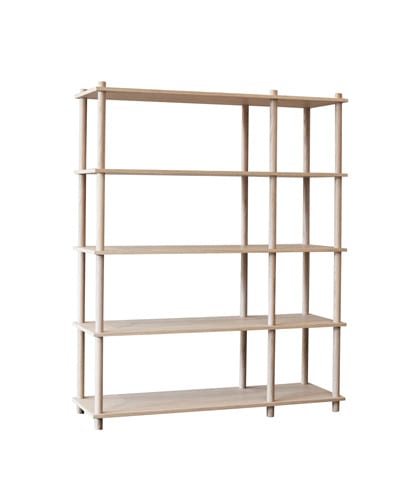Elevate Shelving system- High