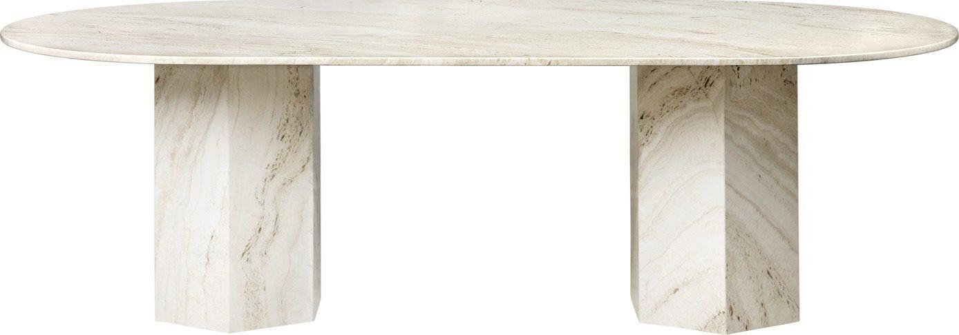 שולחן אבן לסלון