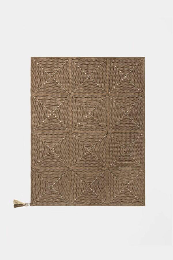 שטיח צמר עבודת יד